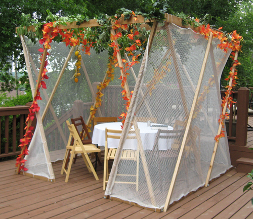 Selling A Sukkah Kit 3 Sizes For A Beautiful Sukkot Year