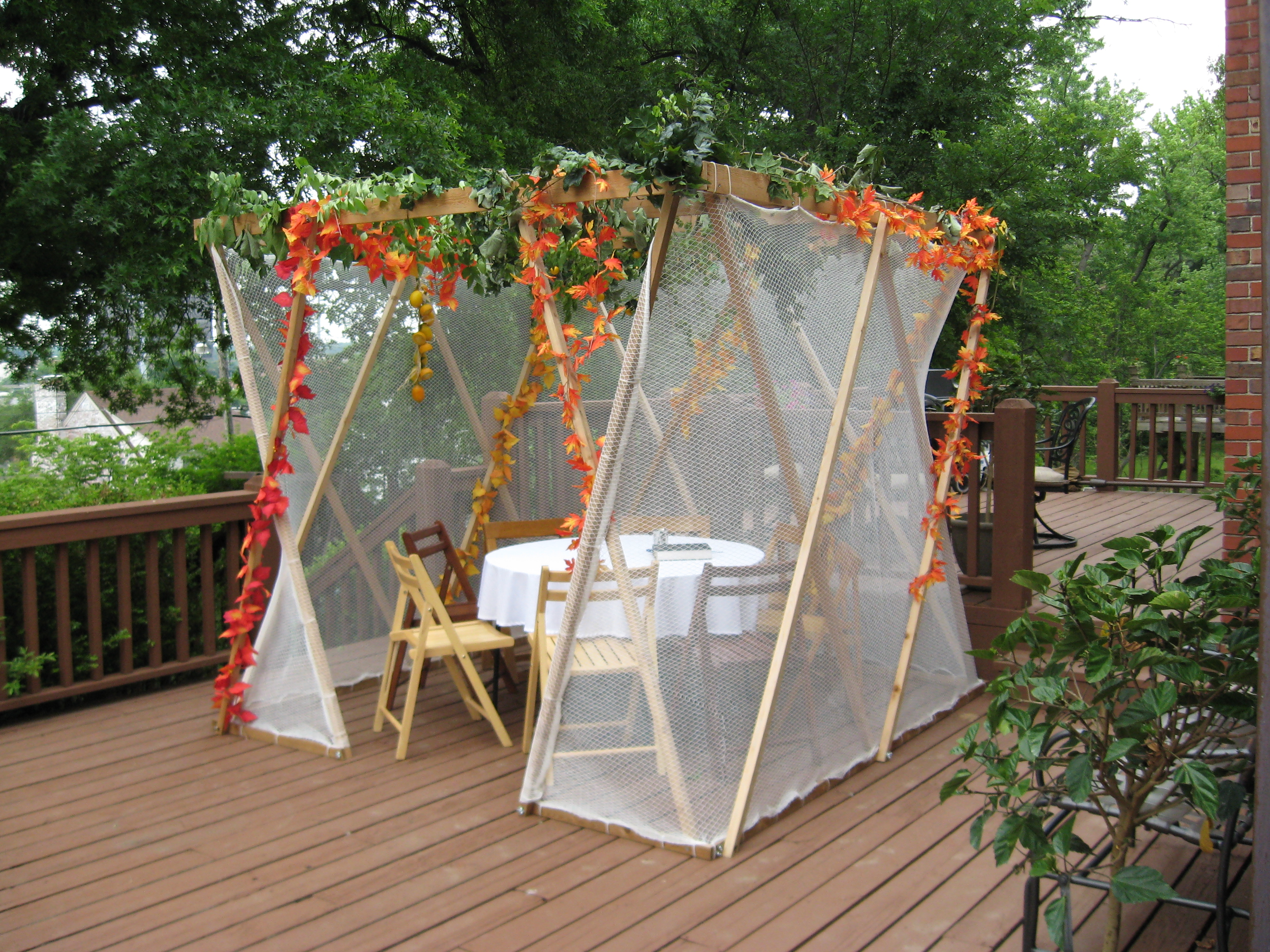 Sukkot Is Symbolic Of Historical Spiritual And