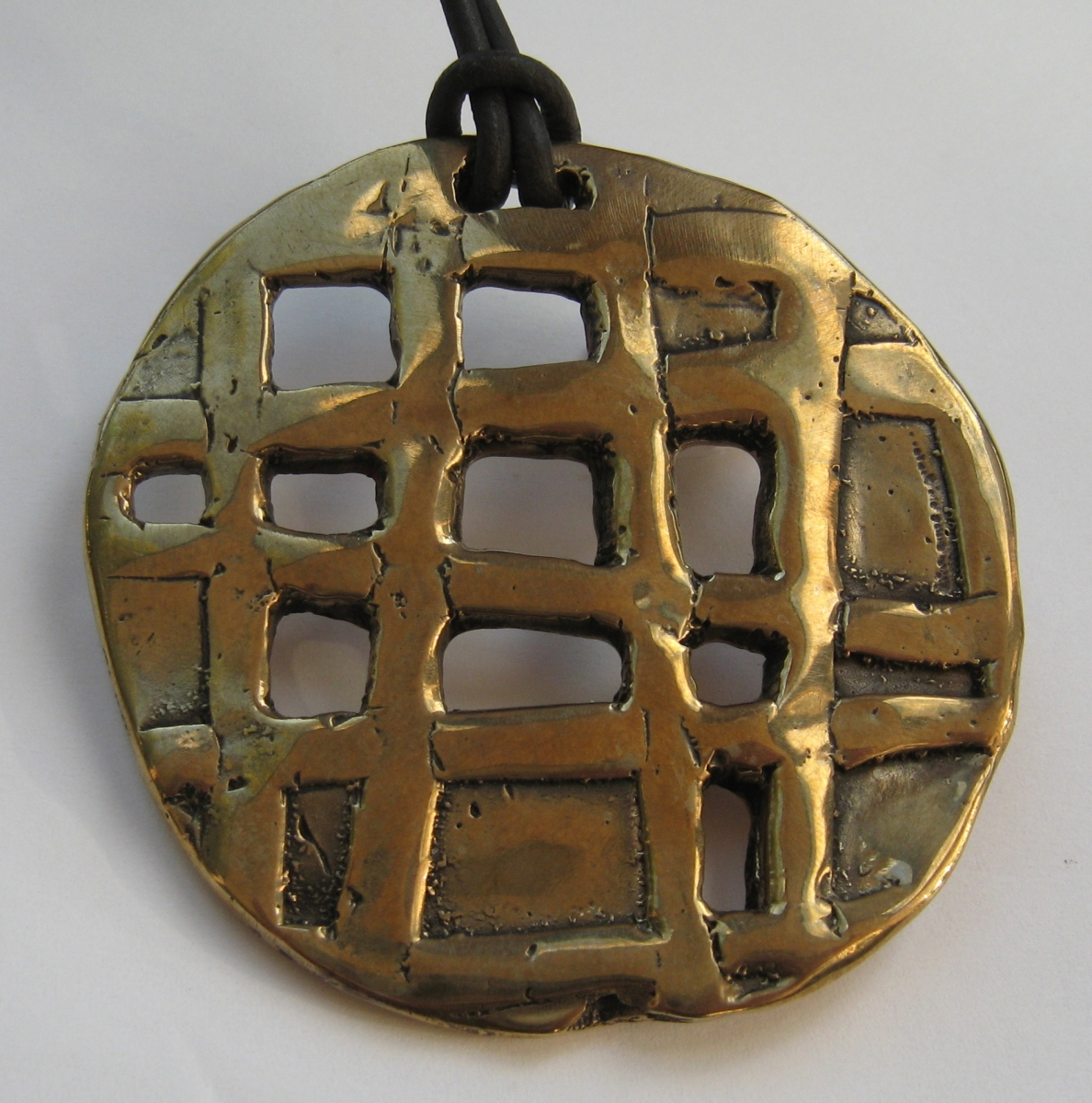 Lattice Pendant